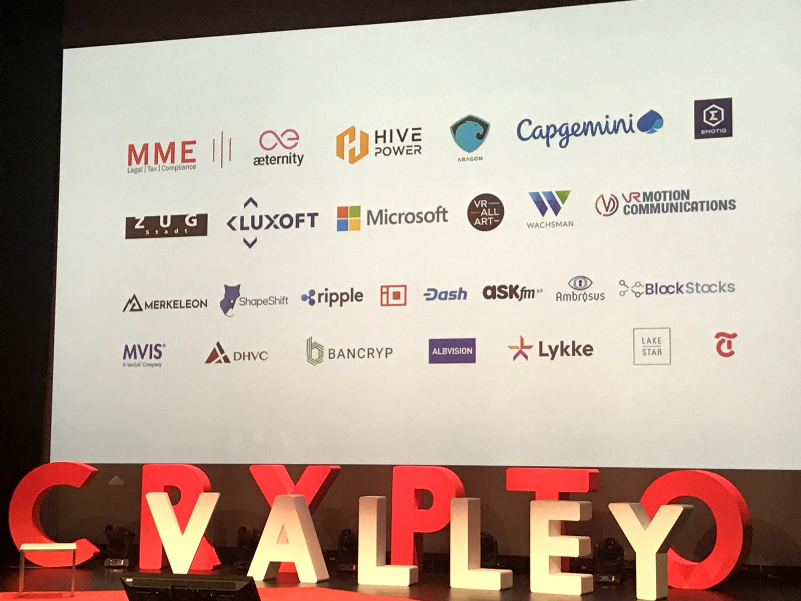 Swiss Crypto Valley Association